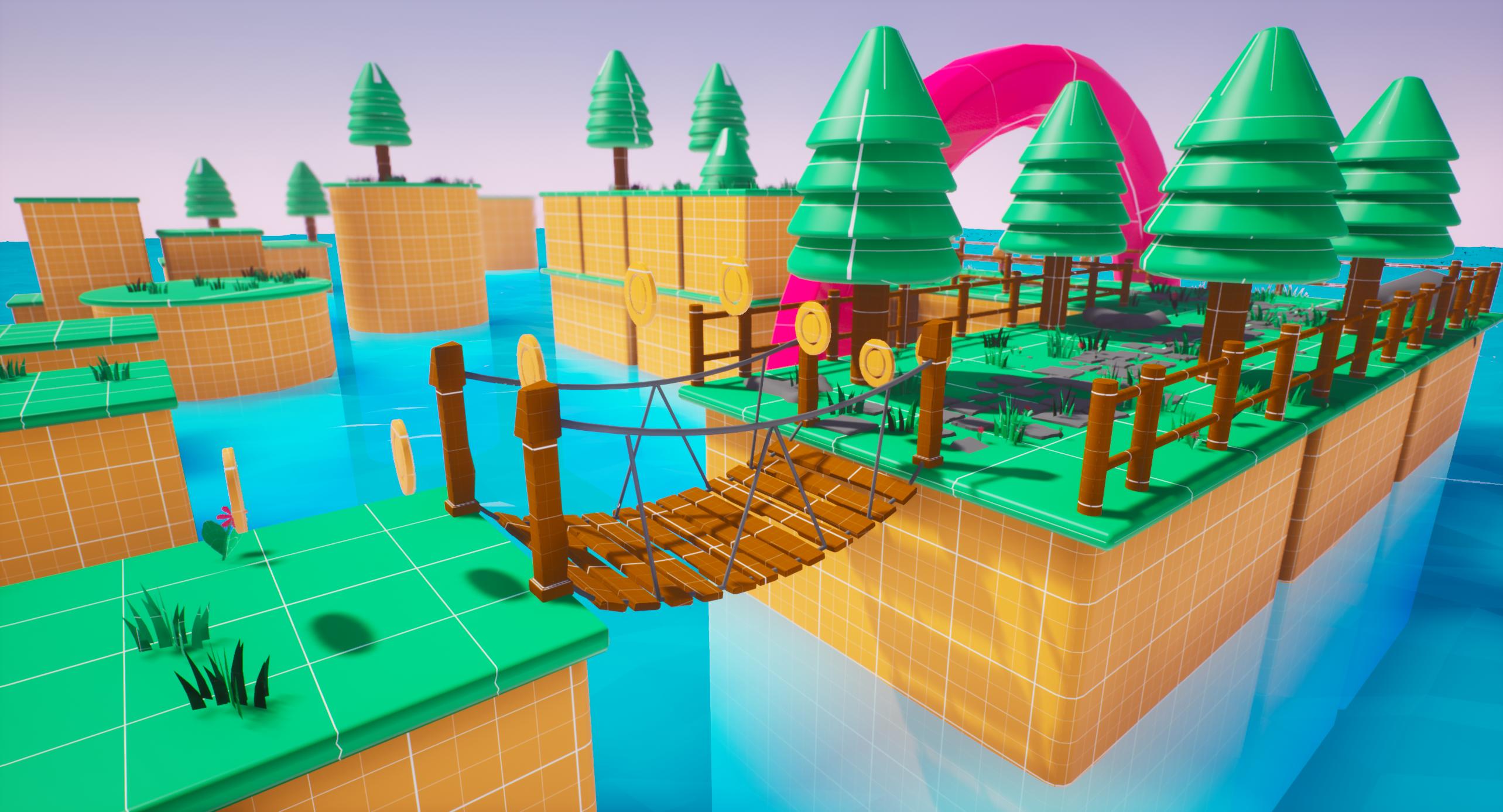 Concours de Level Design avec Unreal Engine, du 11/11 au 05/12/2020