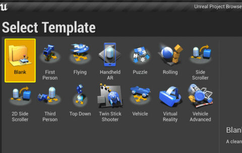 unreal-engine-templates